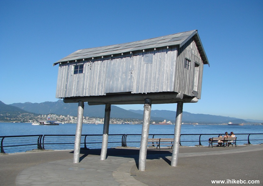Vancouver Seawall Visit Denman Street To Canada Place
